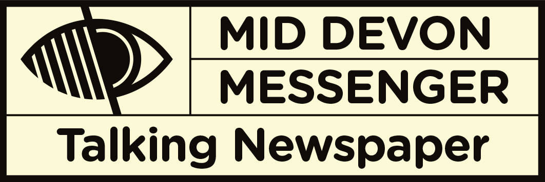 Mid Devon Messenger The Talking Newspaper
